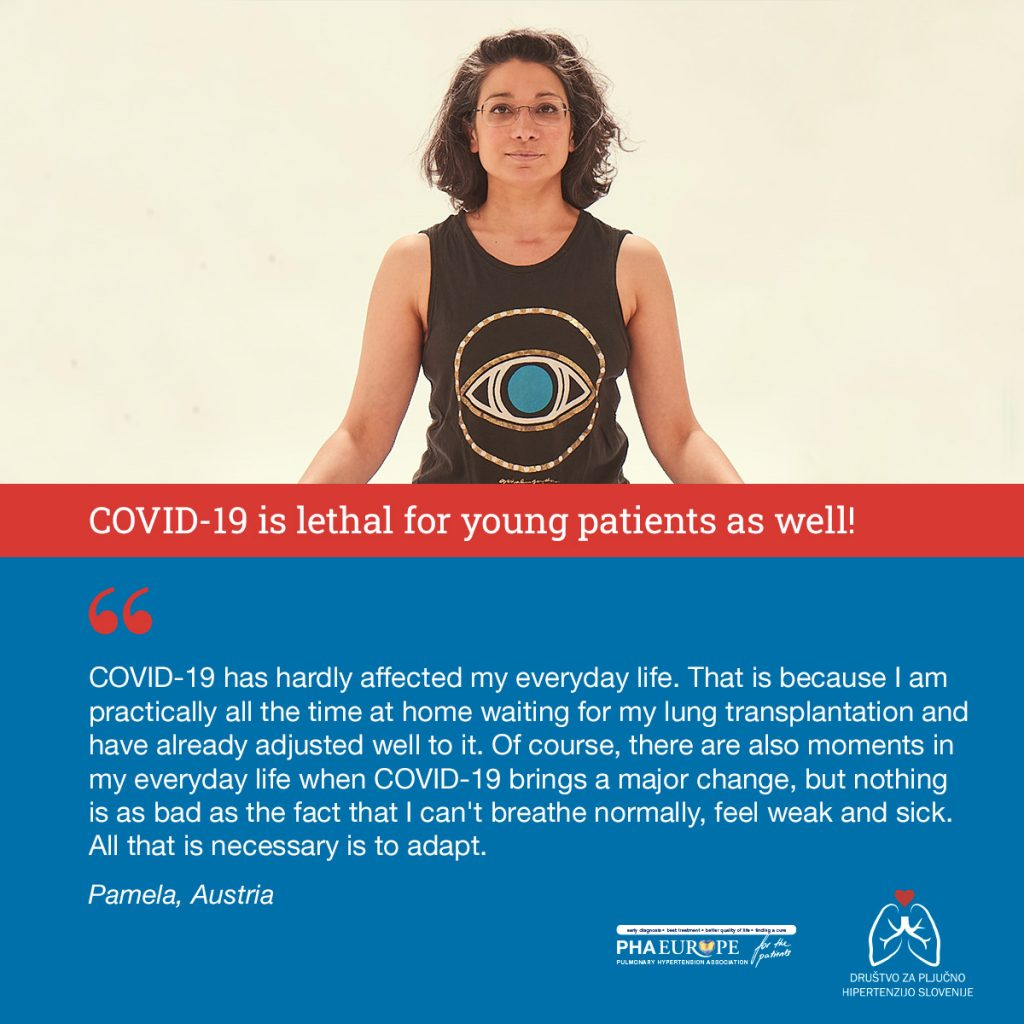 Covid 19 Awareness Campaign Pha Europe