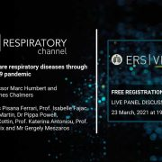ERS Vision Live: Living with rare respiratory diseases through the COVID-19 pandemic